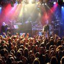 Dimmu borgir podpisovanje plošč,koncert(amon
