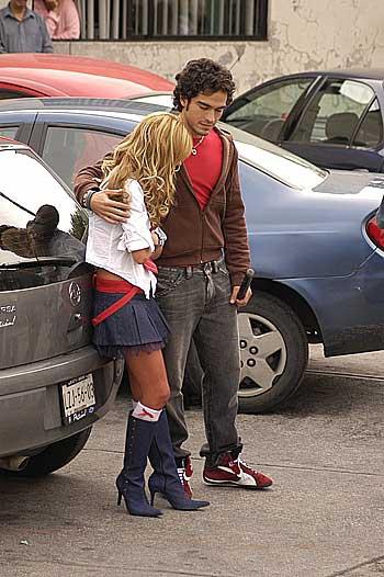 Anahi y Alfonso - foto