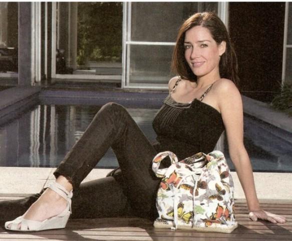 Paola Krum - Lady Stork - foto