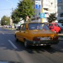 ...DACIA... the star in Romania...