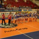 ...handball team of Constanta...