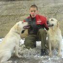 Labrador Bobi i Kaja