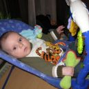 Mali žabec star 4 mesece
