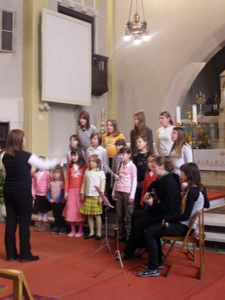 Revija pevskih zborov  - foto