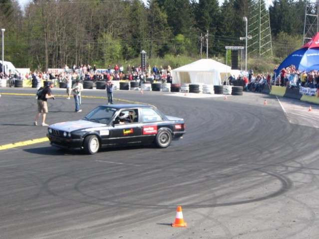 AM drift chalenge logatec - foto