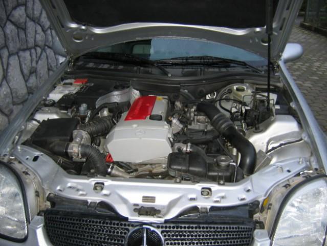 SLK 230 kompressor AMG - foto