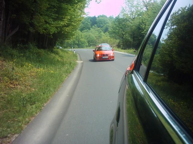 BMW Cviček Tour 2006 1.del - foto