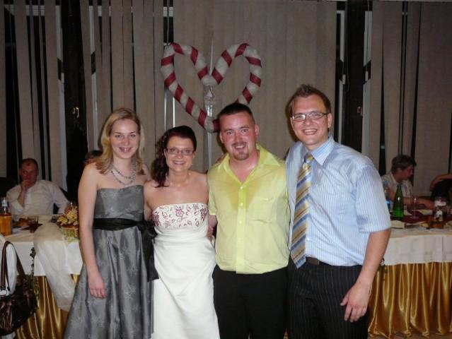 Poroka Nataša&David - maj 2008 - foto