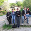 skupinska slika mobilnih v dolino