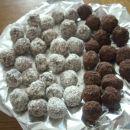 Čokoladne kroglice (Riko)