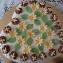 Nutellina torta z višnjami in bananami (zaza33)