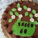 Čokoladna torta Noa z višnjami