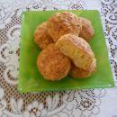 Brazilski tapiokin kruh s sirom