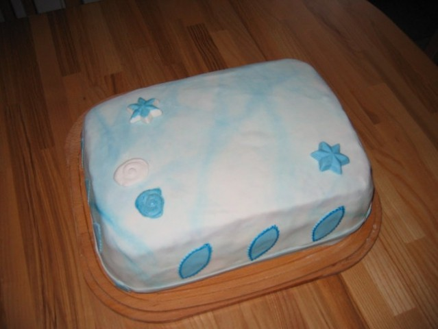 Sadna torta marec 2008