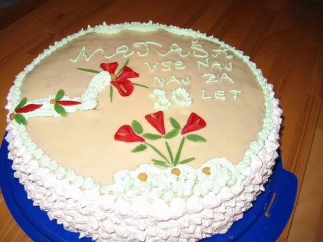 Sadna torta za natašo 30