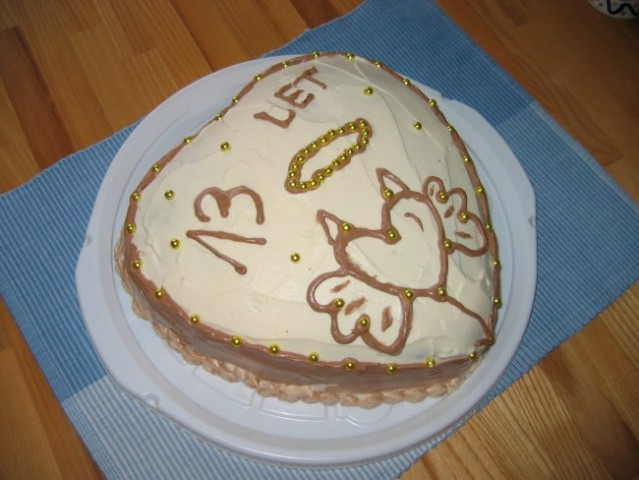 Torta nuttella 2007