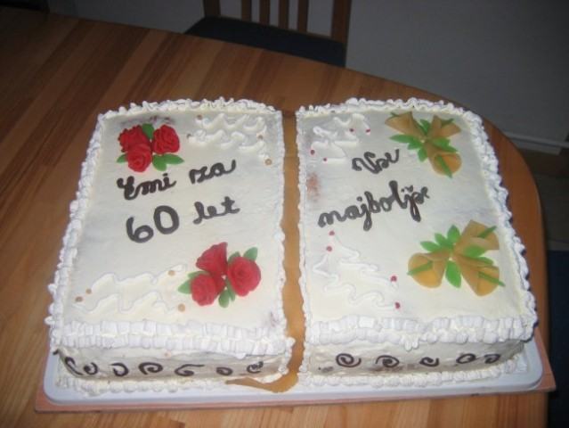 Sadno čokolada torta sept.2006