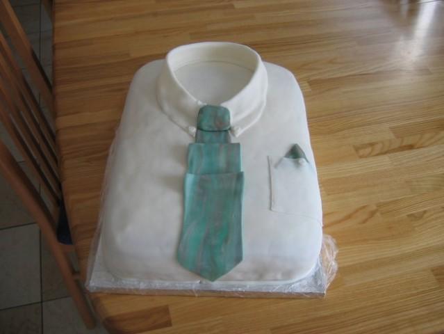 Sadno-čokoladna torta za petra -maj 2008