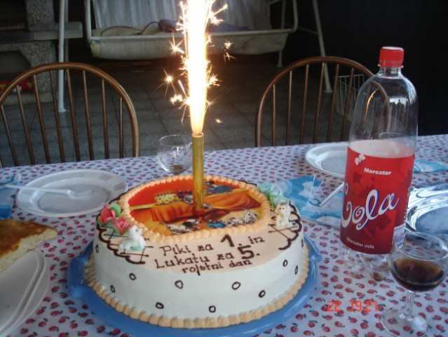 Pikin 1 rojstni dan!!!!! - foto