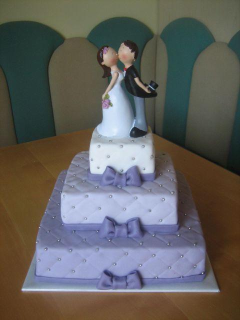 Poročne torte in torte za obletnice - foto