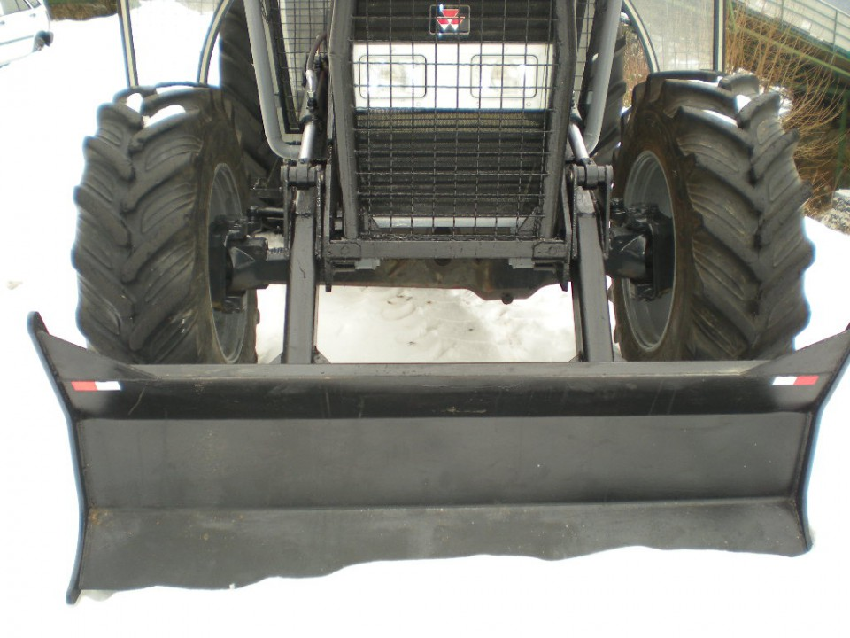 Traktor - foto povečava