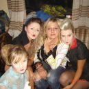 Polona, Tanja, Nina (S.I.N.), Petra