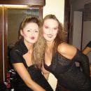 Tanchy & Maychy- ladies in black
