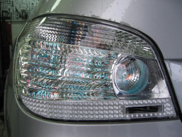 E60 bele luči - foto