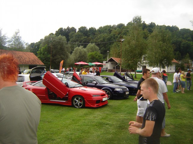 Srečanje extreme car team - foto