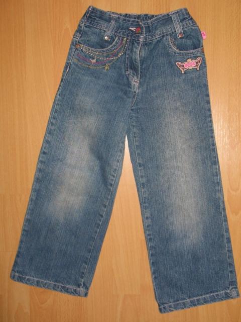 Barbie jeans 4-5 let