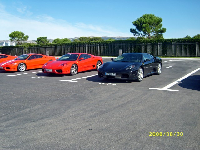 Castellet 12.09-15.09.2008 - foto
