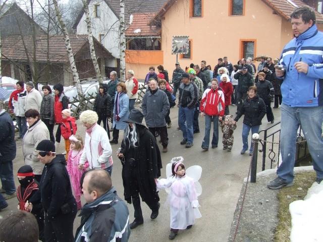 Pust 2009 - foto