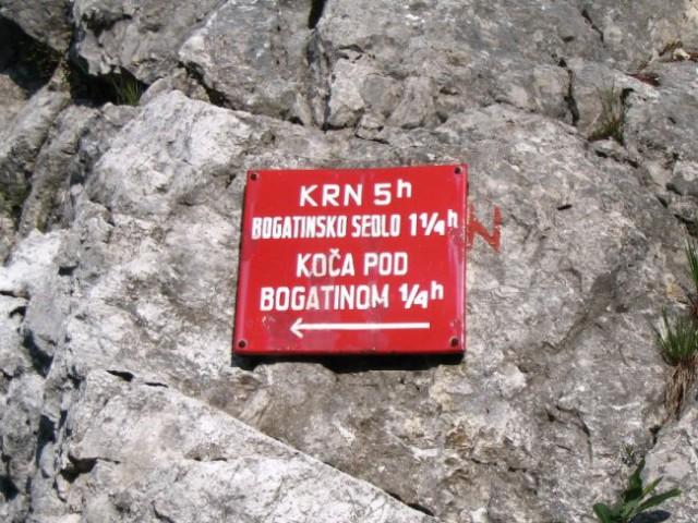 Krn - foto