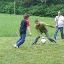 nogometno moštvo je kurilo višek energije