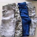 Kratke hlače 128 in 134