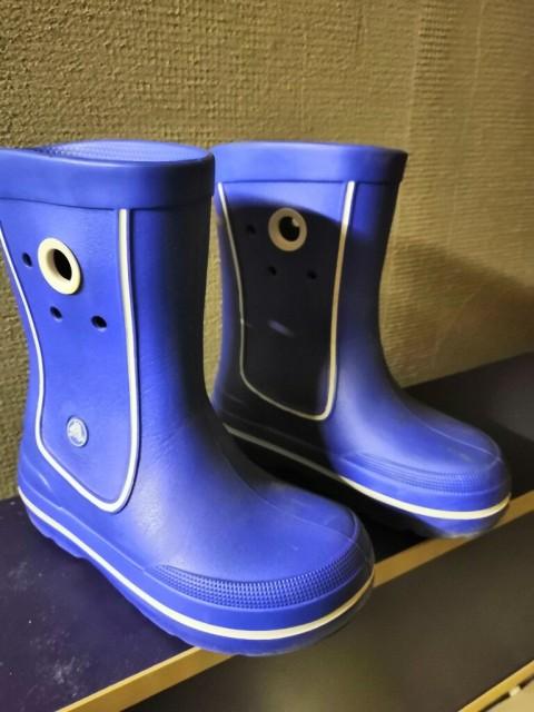 Crocs škornji J2 kot novi