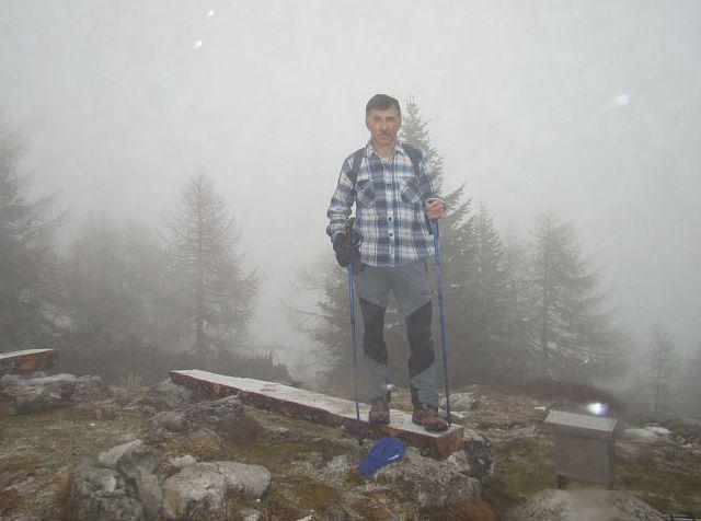 Brezje-Dobrča-Koča-Lešanska pl.-29.11.09 - foto