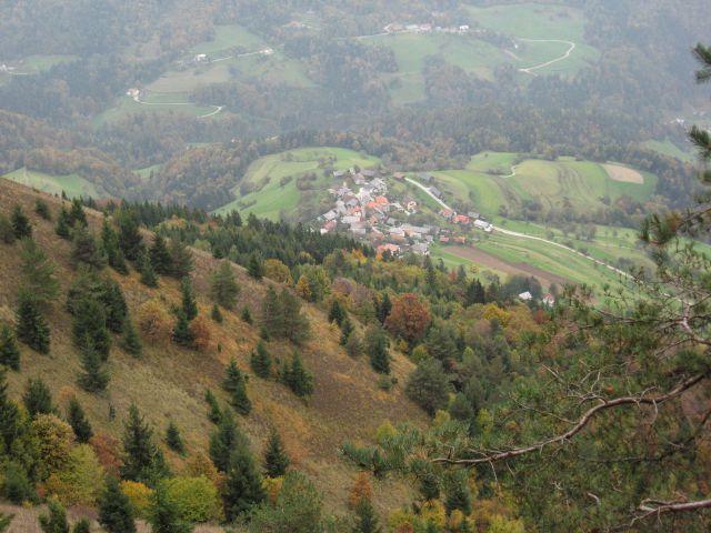 Šentgotard-Čemšeniška planina-Vrhe-16.10.2010 - foto