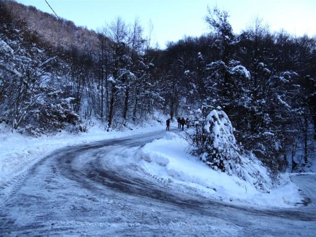 Hrastnik-Gore-Kopitnik-Rimske toplice-9.12.12 - foto