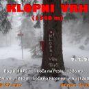 Rogla-Pesek-Klopni vrh-2.3.2014