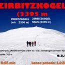 Waldheimhütte-Zirbitzkogel(2396m)-9.3.2014