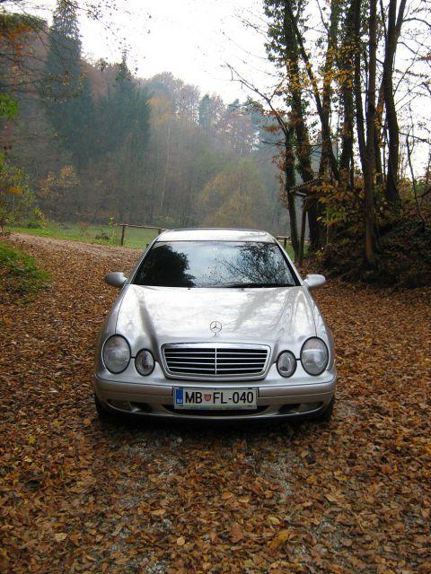 Mercedes Benz CLK 200 Sport - foto