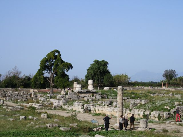Paestum poročilo - foto
