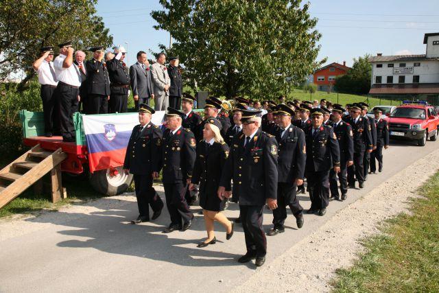 Prireditev ob 110. obletnici PGD Lokarje - foto