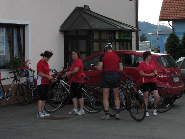 5. kolesarski maraton  - foto