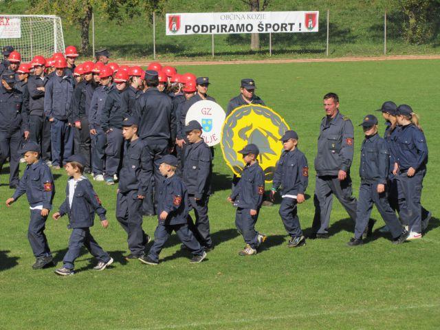 Regijsko tekmovanje mladine - Kozje 2011 - foto