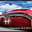 alfa meeting 72 - alfa rally 2015