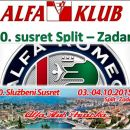 alfa meeting 73 - split & zadar 2015