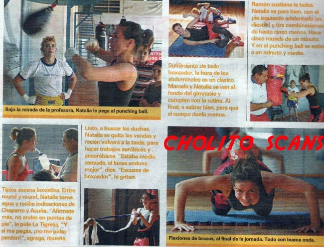 Revistas - foto povečava