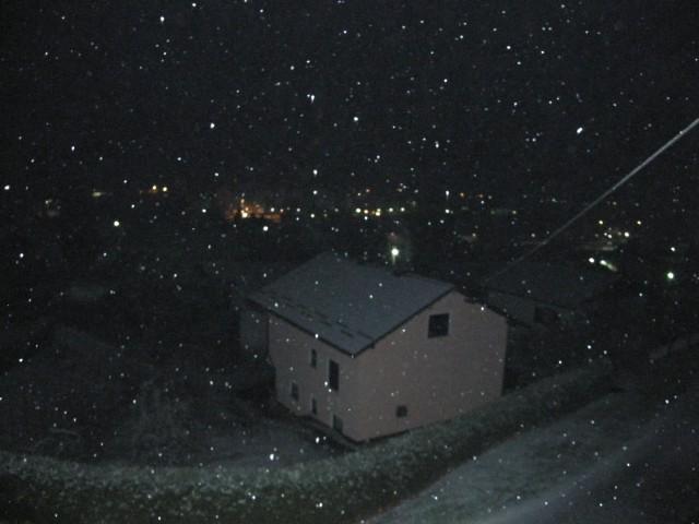 Sneg je - foto
